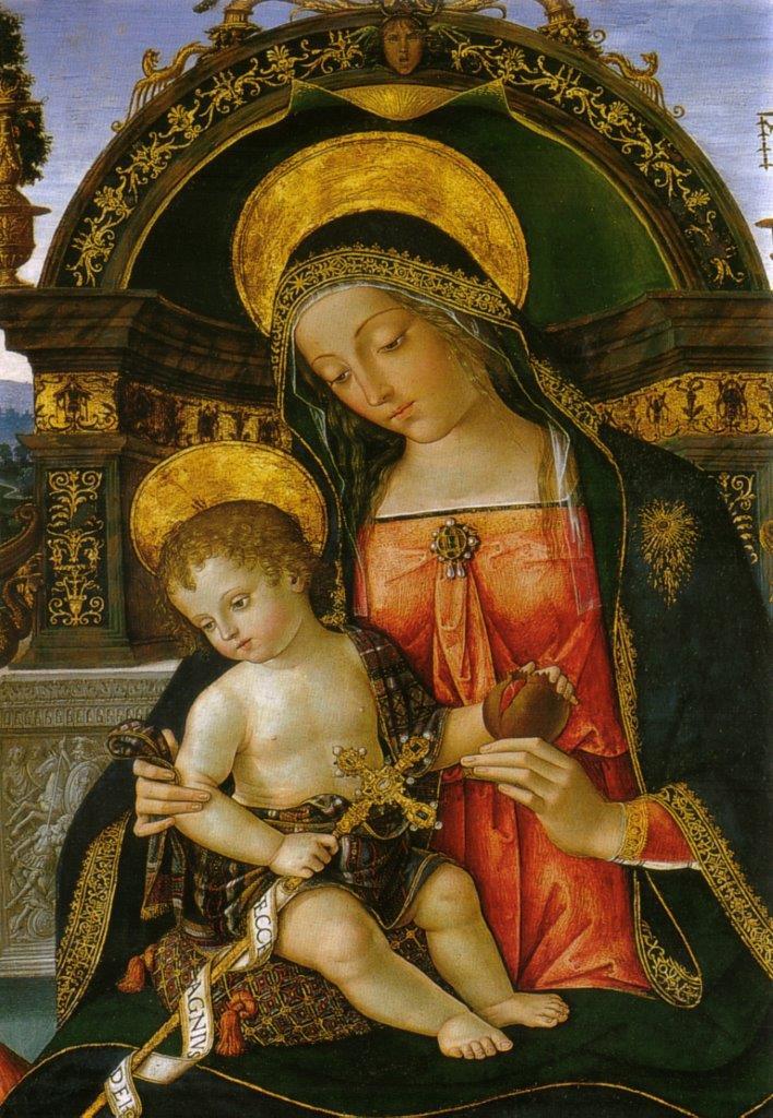 Affreschi del Pinturicchio